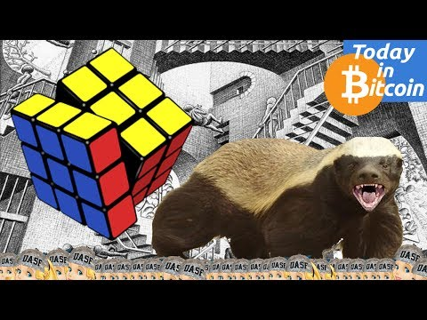 Today in Bitcoin (2017-07-19) - Scaling Solved? Japan Suspends & Unlimited Flaws
