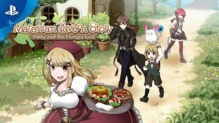 Marenian Tavern Story: Patty and the Hungry God - Official Trailer | PS4, PSVITA