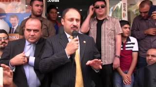 Fatih Bucak AK Parti Siverek Seçim Bürosu