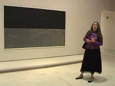 Kate Rothko: about my father Mark. Part two. Video by Maria Teresa de Vito