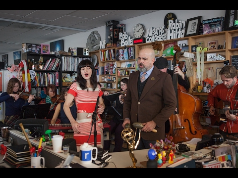 Miramar: NPR Music Tiny Desk Concert