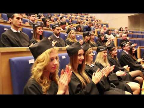 Uroczystość Pożegnania Absolwentów Wydziału Prawa I Administracji UJ - 2016