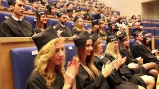 Baixar Uroczystość Pożegnania Absolwentów Wydziału Prawa i Administracji UJ - 2016
