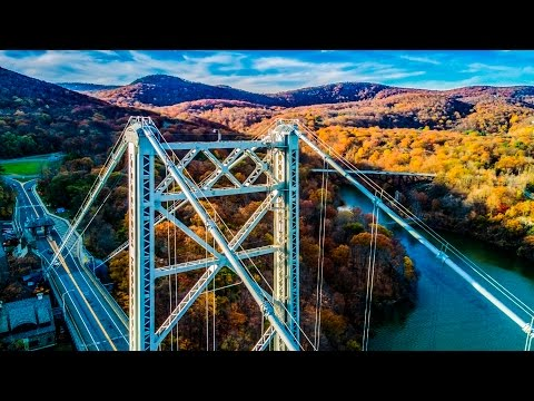 Mavic Drone Footage Cold Springs