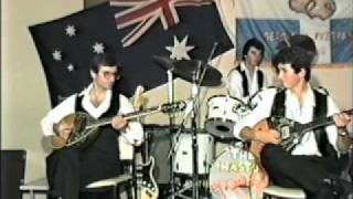 The Nastos Boys for Polypotamos Florinas. Australia. 1ο