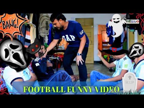 Football Funny Video Bangla - Argentina vs Brazil fans comedy 2018