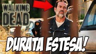 the walking dead 7 ita durata estesa per l episodio 7x4
