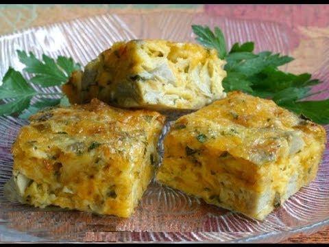 Frittata di carciofi ricetta facile e veloce youtube for Ricette con carciofi