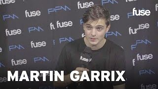 Martin Garrix Talks Collaborating With Bebe Rexha At Lollapalooza 2016 | Fuse