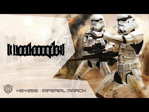 Keyzee - Imperial March ( Star Wars Theme )  [ Trap ] .