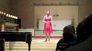 """Brett Kroeger - Mar 2 2010 - """"O mio babbino caro"""" Puccini"""