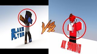 MINECRAFT Intros VS ROBLOX Intros (CRINGE DAB WARNING)