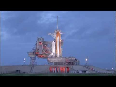 STS-135 - Introduction to Launch Commentary