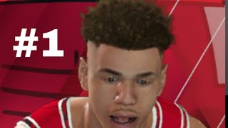 LaMelo Ball My Career Series Pt 1 - Its Just The Beginning
