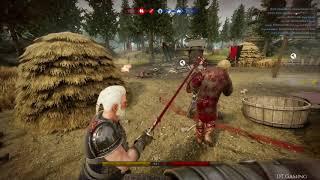 MORDHAU - FRONTLINE Gameplay Battle - New Medieval War Game 2019