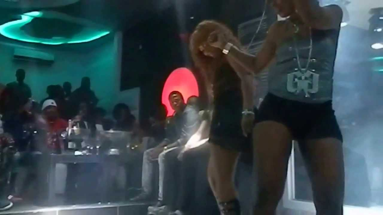 Rammy S Performance At New Ice Night Club In Abidjan On