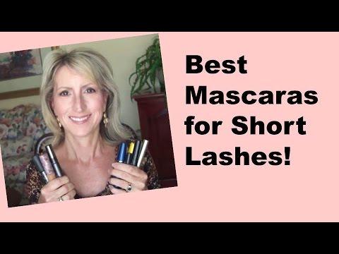 Mascara for mature women
