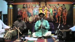 Raichur Sheshagiri Das - Prasanna Theerthara kriti - Hara Namah Parvathi