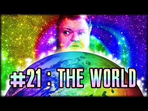 LSD INSPIRED - #21: The World