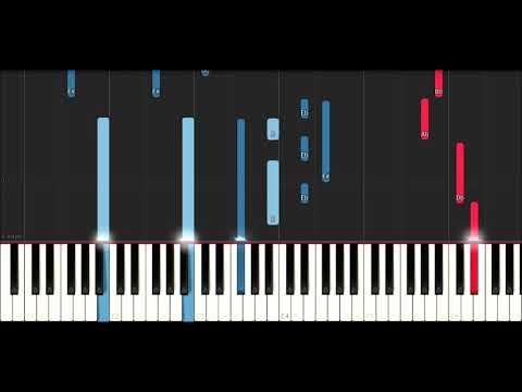Alan Walker - Faded (Piano Tutorial)