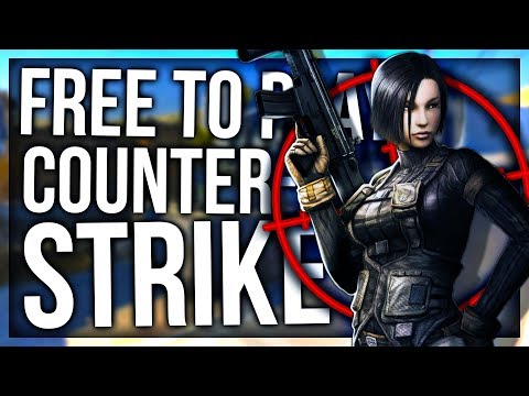 """FREE TO PLAY """"COUNTER-STRIKE"""" GAMES 4"""