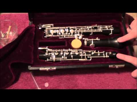 Beginning Oboe Basics: Assembly