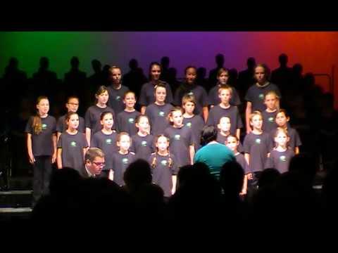 Oriana Youth Choir-Doll on a Music Box/Truly Scrumptious