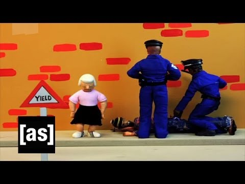 Homonym | Robot Chicken | Adult Swim