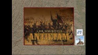 Civil War Battles ANTIETAM John Tiller Software Let