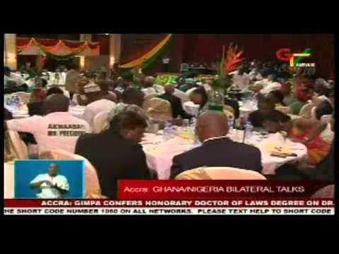 Ghana and Nigeria Bilateral Relations
