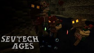 Working With Will and Back to the Betweenlands : SevTech Ages Lp Ep #11 Minecraft 1.12