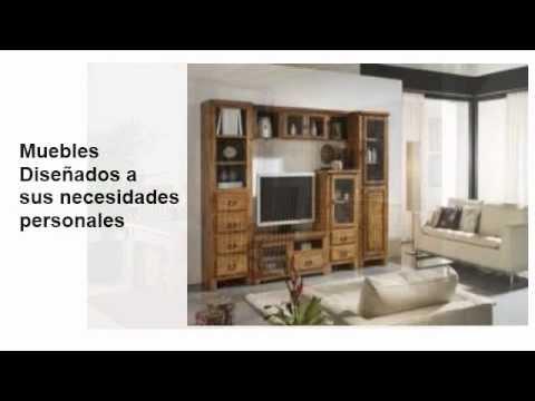 Muebles San Juan del Rio - YouTube