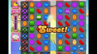 Candy Crush Saga Level 1554 No Boosters