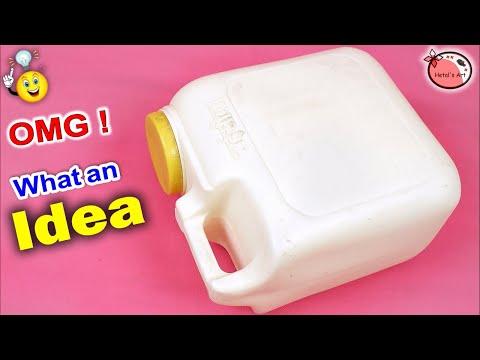 DIY Best Out of Waste || Smart Kitchen Storage Using Old Can | DIY Kitchen Organizer | Kitchen Craft