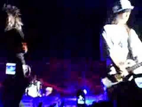 Tokio Hotel in Ungarn/Hungary 10.04.2007