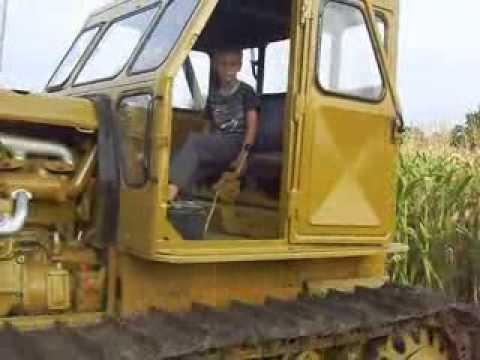 Универсальный трактор Т-100: модификации, технические.