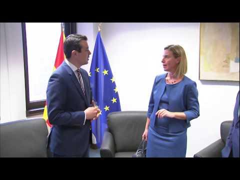 EU Former Yugoslav Republic of Macedonia Association and Stabilisation Council