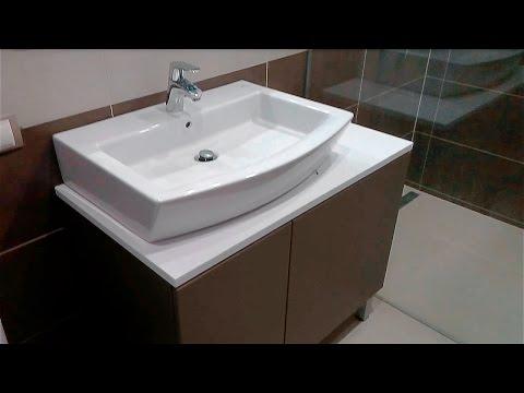 Мебель для ванной комнаты от Triton Тумбы, раковины