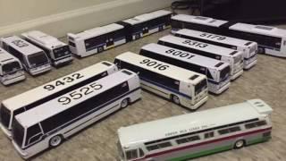 2017 MTA NYC Model Bus Roadeo