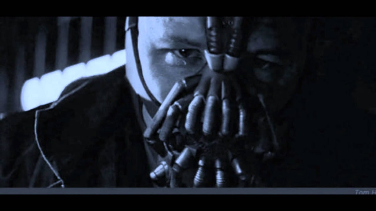 All Banes Quotes From The Dark Knight Rises Trailers