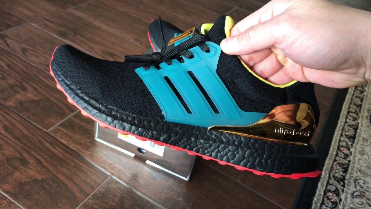 quality design a75ce 7e760 Ultra Boost 3.0 KOLOR on feet