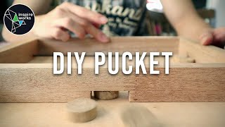 DIY Pucket, a SUPER FUN table game
