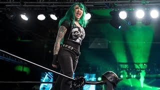 William Regal gives Shotzi Blackheart an NXT contract at EVOLVE