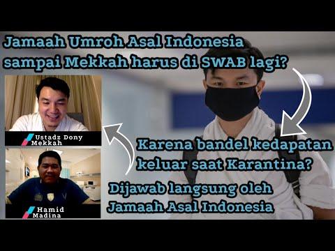UMROH DIBUKA KEMBALI Begini Aturan Untuk Jamaah Umroh dari Indonesia.