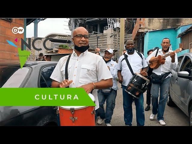 Un barrio en Caracas combate el crimen con cultura