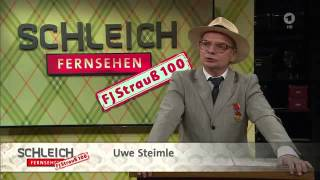 Erich Honeckers Laudatio auf Franz Josef Strauß