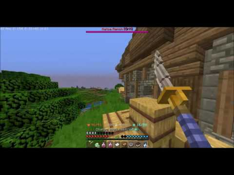 Wynncraft 14.1 - A Confused Farmer quest walktrough