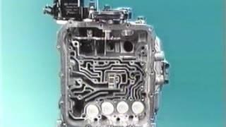Funcionamiento de la transmisión automática 2