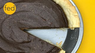 How to make perfect vegan pie dough | the fed collective