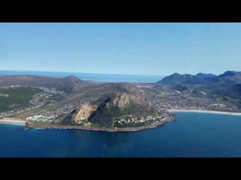 Helicopter Tour, Cape Town , Cape Point and Cape of Good Hope  South Africa , September 2016